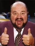 Dom Deluise Thumbs Up Close Up Portrait
