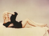 Carroll Baker in Black