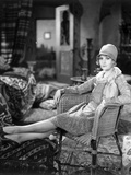 Betty Compson Seated in Classic