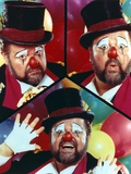 Dom Deluise Clown Outfit