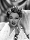 Hedda Hopper on Halter Dress