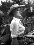 Eleanor Parker on a Hat