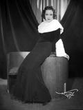 Ethel Merman standing in Classic Portrait