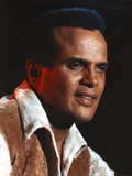 Harry Belafonte Close Up Portrait