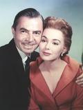 James Mason in Couple Portrait