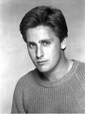 Emilio Estevez Portrait in Sweater