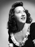 Ethel Merman Portrait in Classic