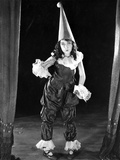 Fay Wray Dressed in Gnome Outfit
