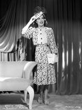 Gracie Allen Posed wearing Dress Portrait