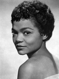 Eartha Kitt Portrait in Topless