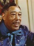 Duke Ellington Looking Close Up Portrait