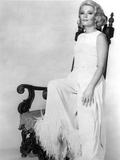 Gena Rowlands Seated in Classic