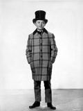 Freddie Bartholomew Posed in Prince Attire