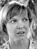 Ellen Burstyn Portrait in Black and White