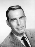 Fred MacMurray in Tuxedo With White Background