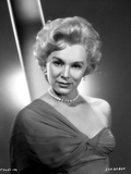 Eva Gabor on a Smooth Lace Top Portrait