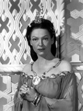 Gale Sondergaard Hands Clenched