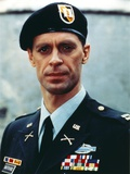 Keith Carradine Posed in Police Uniform Portrait