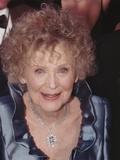 Gloria Stuart smiling in Portrait