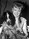 Hayley Mills with in Classic Portrait