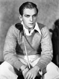 Douglas Fairbanks Jr in a Sweater