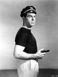 Fred MacMurray in Black Classic Portrait