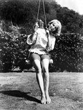 Eva Saint Swinging in Classic