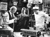 Elmer Gantry Talking Scene