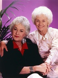 Golden Girls Posed with Friend