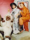 Far Out Space Nuts Cast Portrait