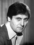 Joseph Bologna in Black Coat Close Up Portrait