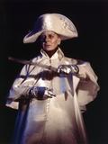 John Gielgud with a Sword