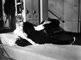 Joan Rivers Reclining in Classic