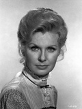 Joanne Woodward Looking at the Camera  wearing a Dress