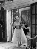 Mary Pickford on a Tube Dress standing