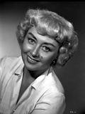 Joan Blondell Leaning to the Left in a Portrait