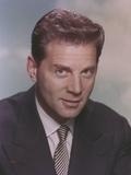 Jean Aumont Posed in Suit