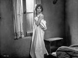 Inside Daisy Clover Posed in White Dress