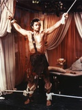 John Derek Tied Up in Barbarian Outfit