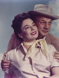 Joseph Cotten Couple Picture in Classic