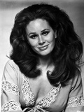 Karen Black wearing Dress Portrait