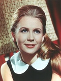 Juliet Mills Portrait in Black Dress