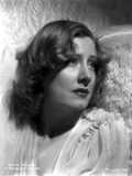 Irene Dunne on Angel Attire Portrait