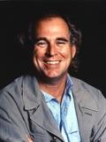 Jimmy Buffett Portrait in Grey Coat