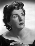 Maureen Stapleton Portrait wearing Black Blouse