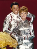 Lost In Space Cast Member's posed in Portrait