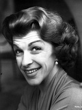 Nancy Walker Portrait in Classic with Earrings