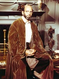 Maximilian Schell in Brown Robe Portrait