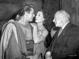 On the set of Samson and Delilah