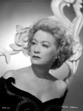 Miriam Hopkins on Off Shoulder Top Portrait